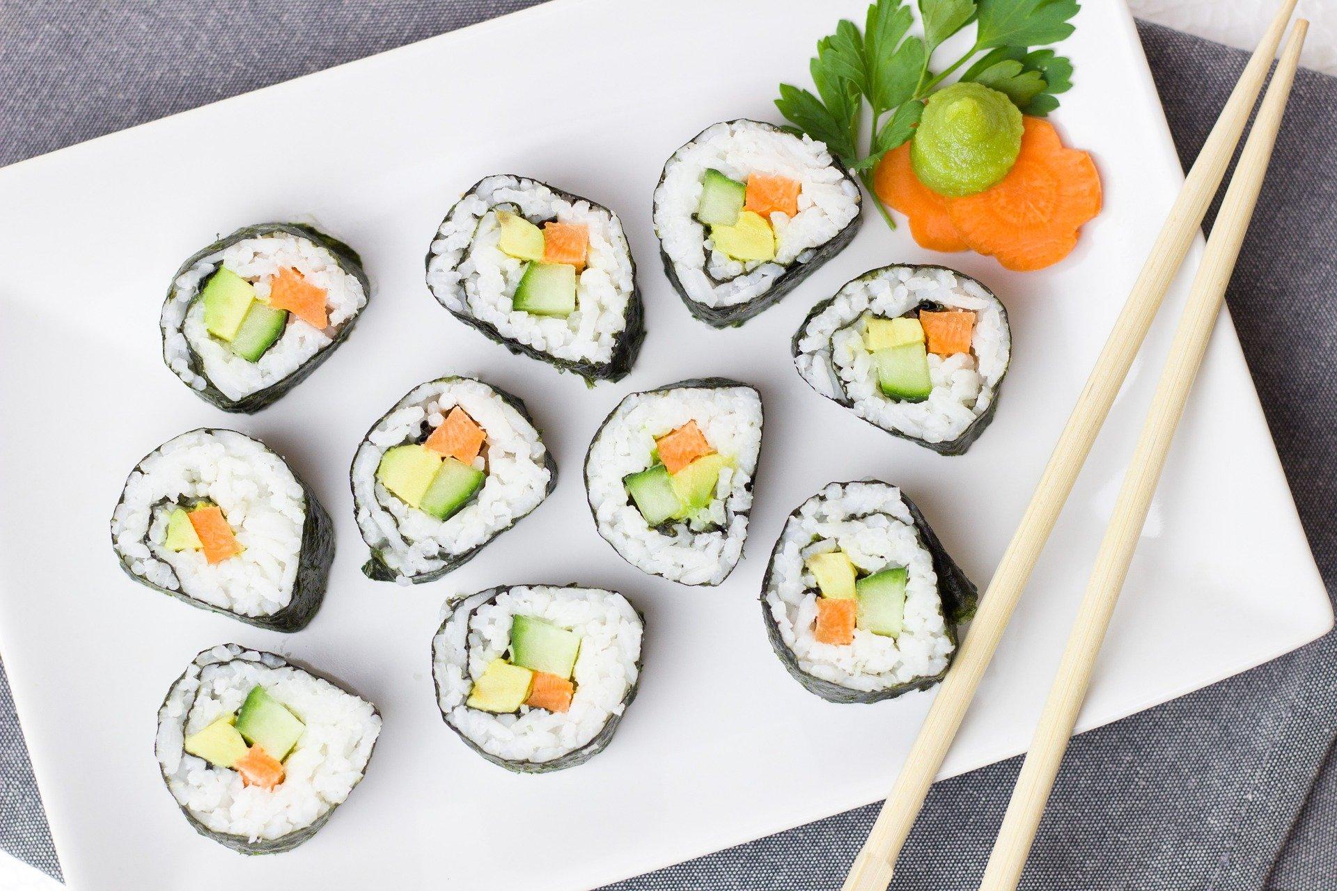 Ihr Restaurant am Nürburgring mit Sushi im Lieferservice und Lieferdienst.
